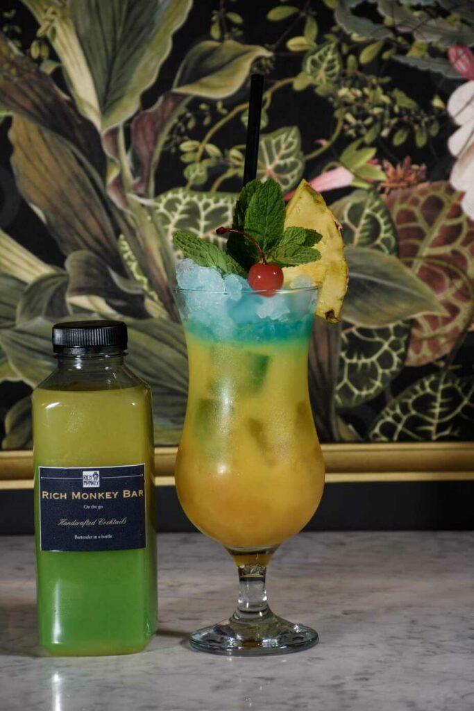 Rich Monkey Cocktail
